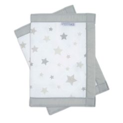 Airwrap jest bezpieczniejszą alternatywą dla klasycznych ochraniaczy na łóżeczko, których używa się przy noworodkach i niemowlakach.