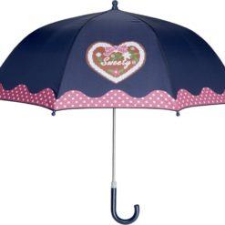 Parasol Domek Playshoes granatowy