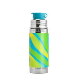 Termobutelka Pura Kiki błękitna swirl 260 ml