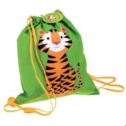worek plecak tygrys Rex London