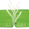 Suszarka na butelki i smoczki b.box zielona