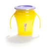 WOW Baby Kubek 360 st. z uchwytami żółty