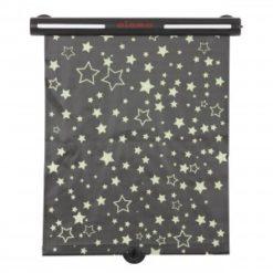 Świecąca w ciemności przeciwsłoneczna roleta samochodowa Diono Starry Night