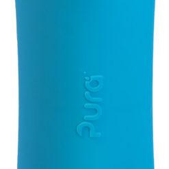 Osłona na butelkę Pura Kiki - błękitna