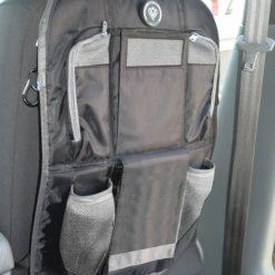 Organizer samochodowy i osłona fotela 2w1 Prince Lionheart czarny