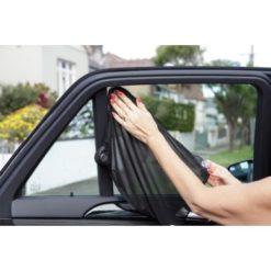 Regulowana osłona samochodowa przeciwsłoneczna na szybę