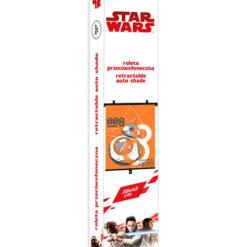 Roletka samochodowa przeciwsłoneczna 1 szt. 36 x 45 cm Star Wars BB-8