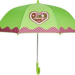 Parasol Domek Playshoes zielony