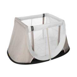 Łóżeczko podróżne AeroMoov Instant Travel Cot White Sand - beżowe