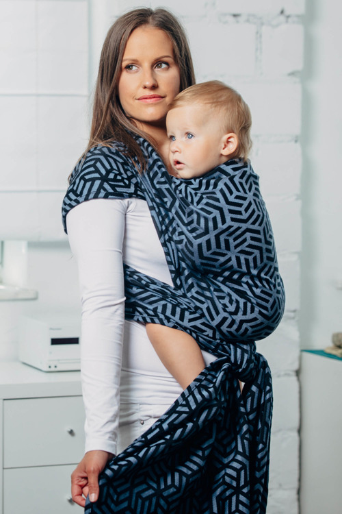 KYANIT Moja druga chusta do noszenia dzieci