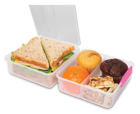 Lunchbox pudełko śniadaniowe
