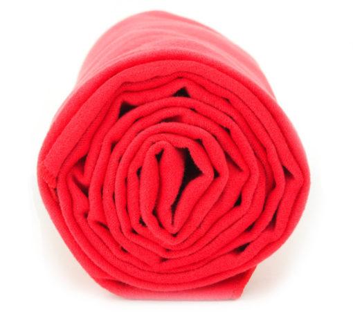 Ręcznik treningowy Dr.Bacty L czerwony