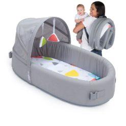 Składane łóżeczko turystyczne dla niemowląt