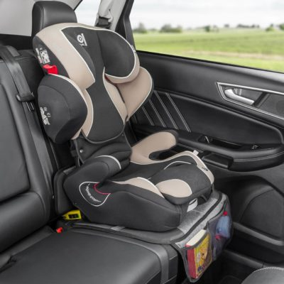 mata ochronna pod fotelik samochodowy
