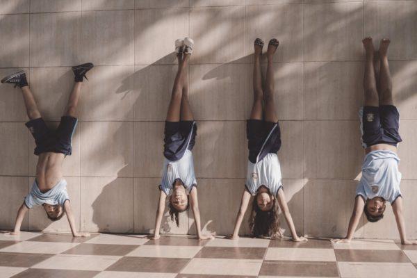 drabinki gimnastyczne